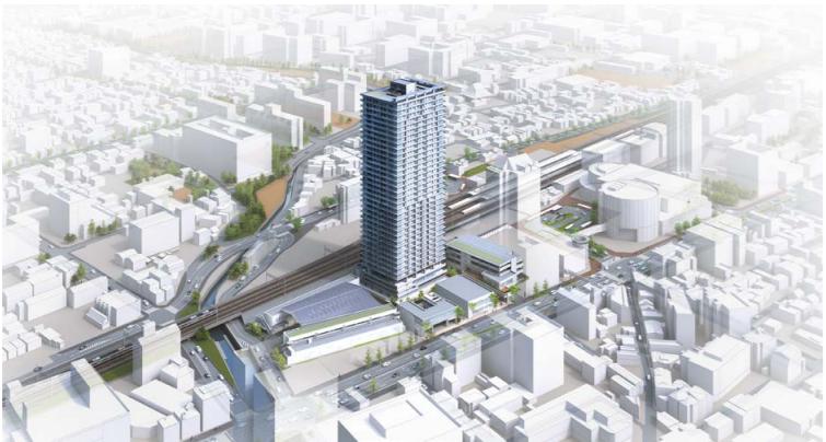 西宮市再開発