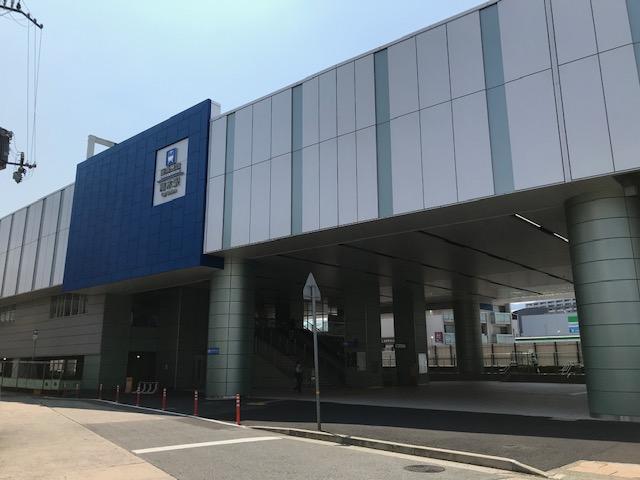 阪神青木駅