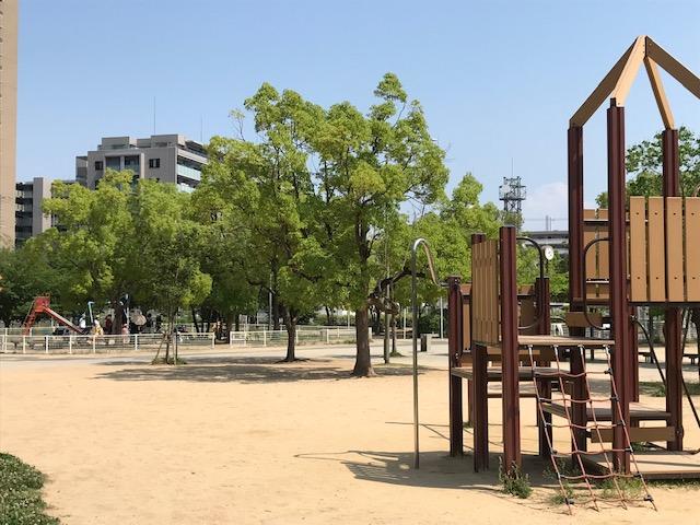 神戸市東灘区 小寄公園