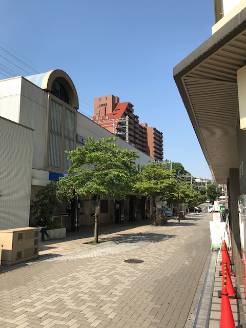 阪急御影駅