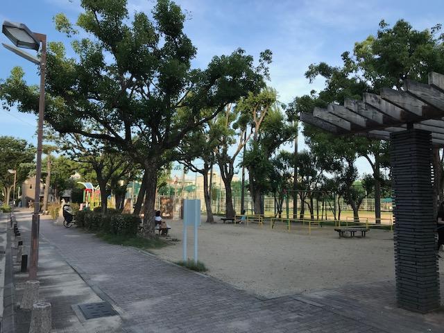 神戸市東灘区 住吉公園