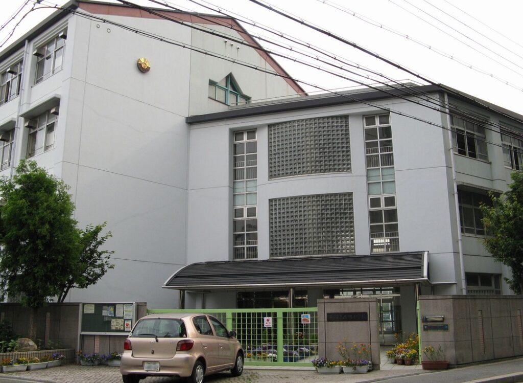 神戸市灘区西郷小学校