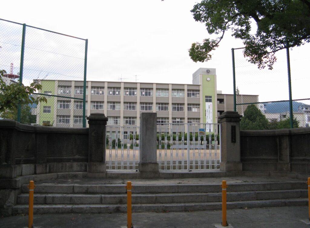 神戸市立御影小学校校区 不動産