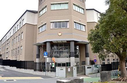 神戸市灘区高羽小学校