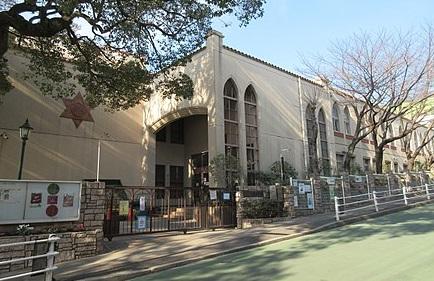 神戸市灘区摩耶小学校