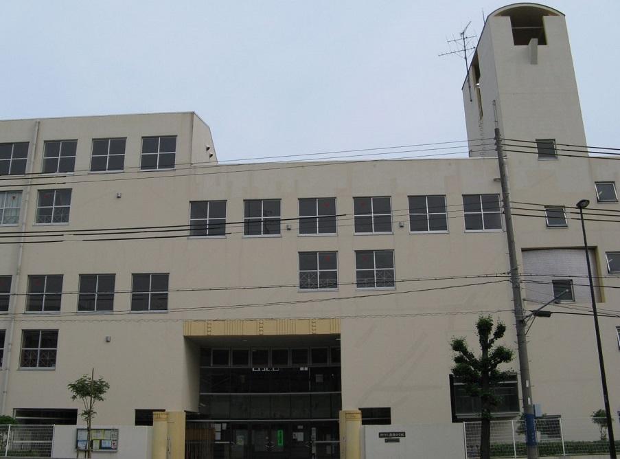 神戸市灘区西灘小学校