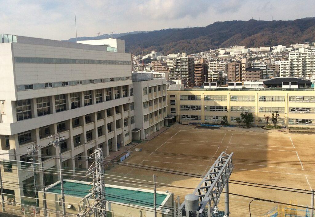 神戸市立東灘小学校校区 不動産